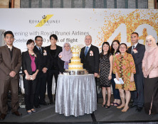 『An Evening with Royal Brunei Airlines – Celebrating 40 years of flight』